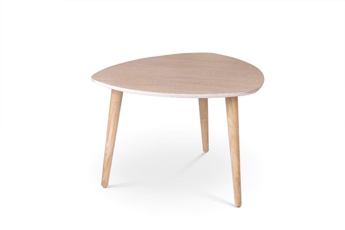 שולחן קפה שחר-NATURAL OAK