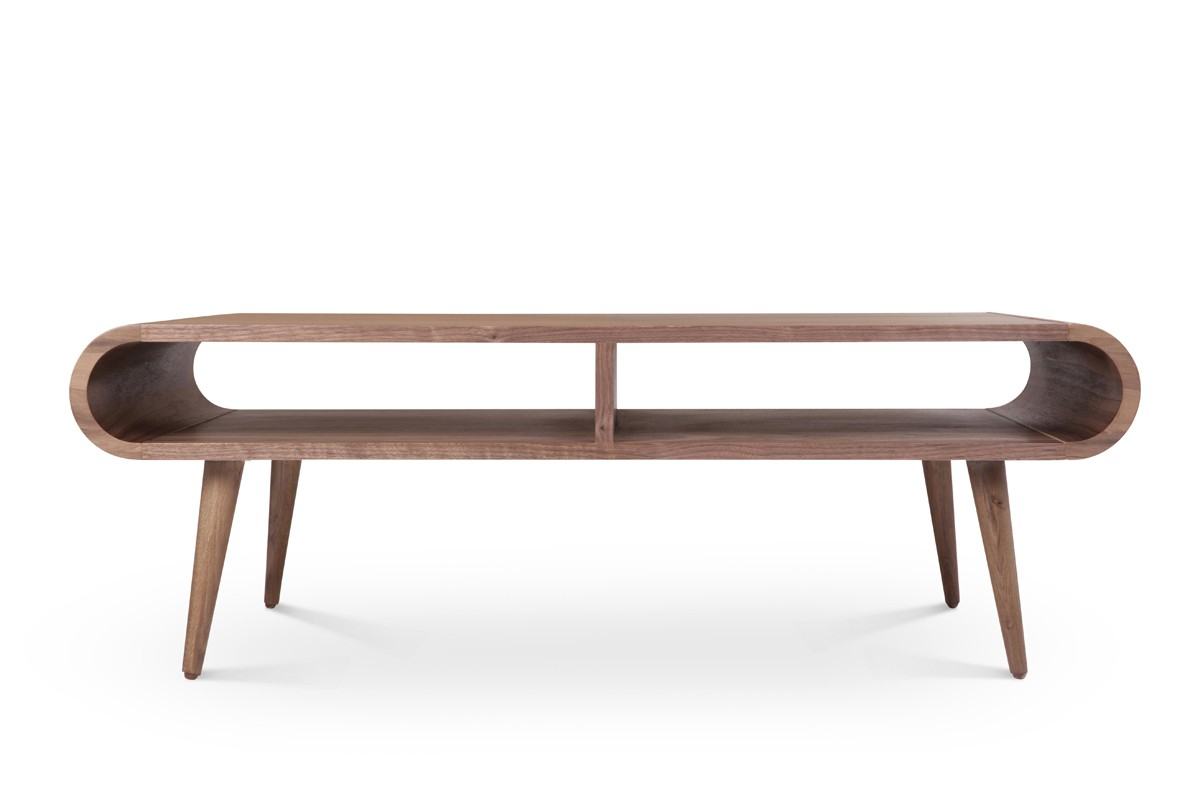 שולחן סלוני ברייטון 02 אגוז אמריקאי