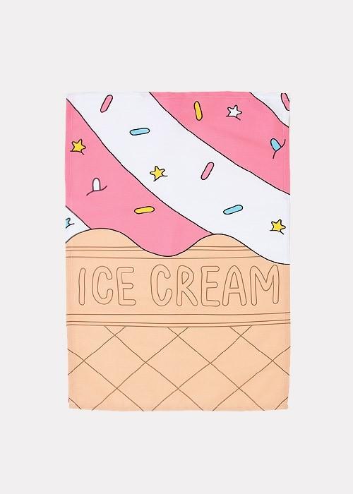 מגבת מטבח גלידה