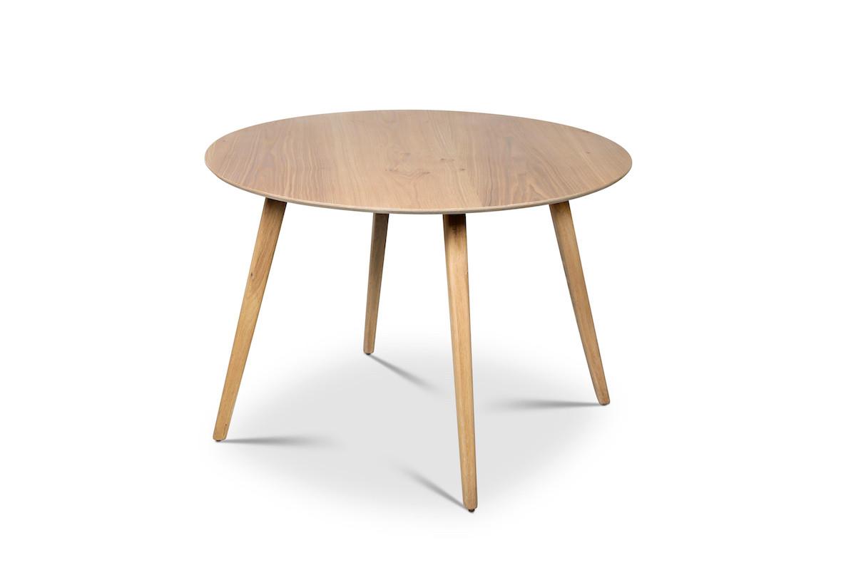 שולחן אוכל עגול כריס -980 שח
