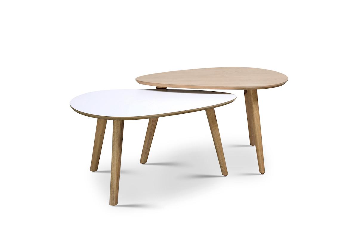 שולחן קפה טיפה
