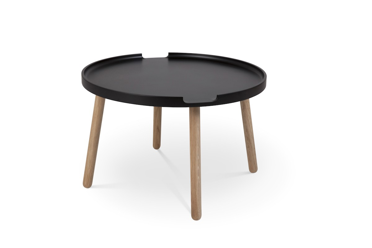 שולחן קפה מגש גדול