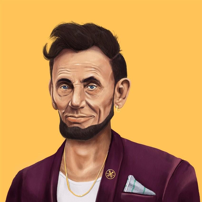 לינקולן - תמונה היפסטורי