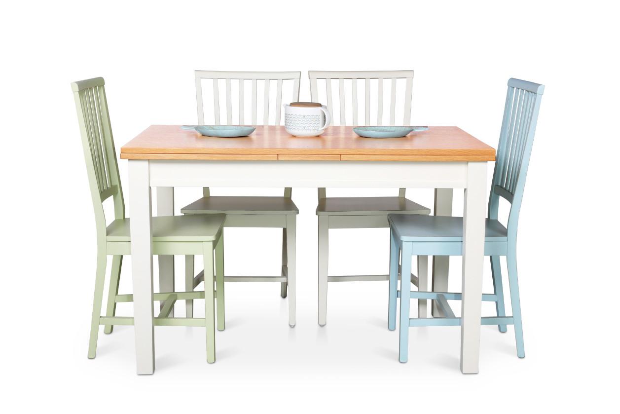 שולחן אוכל מיני פרובנס וכיסאות מרי