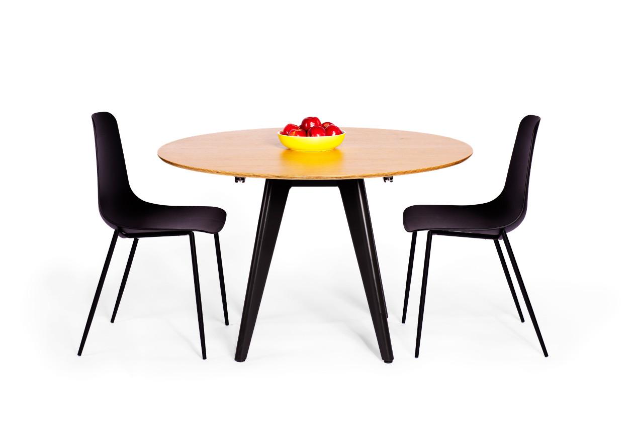 שולחן אוכל רוז וכיסא לוטוס
