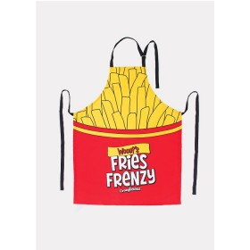 סינר צ'יפס - FRIES APRON