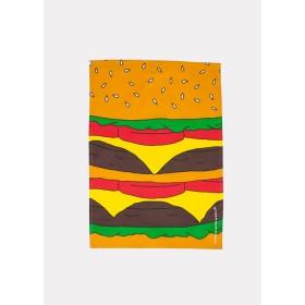 מגבת מטבח המבורגר