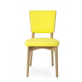 כסא קופנהגן גב מרופד