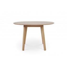 שולחן אוכל עגול רוז -3980 שח