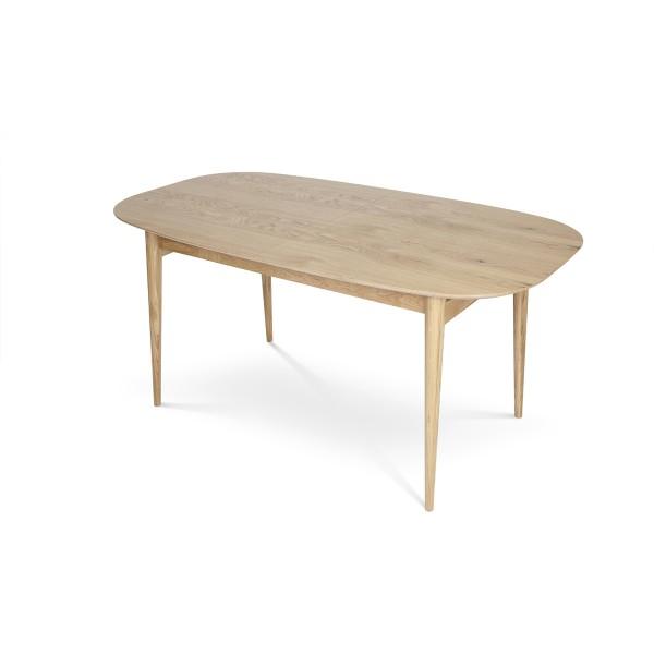 שולחן אוכל אליפסה