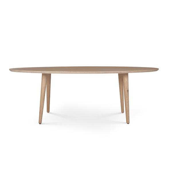 שולחן סלון אליפסה