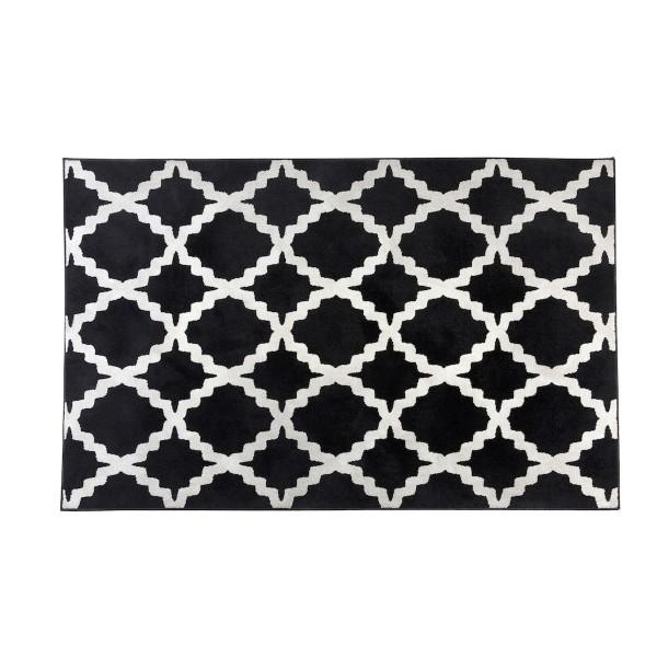 שטיח רשת שחור