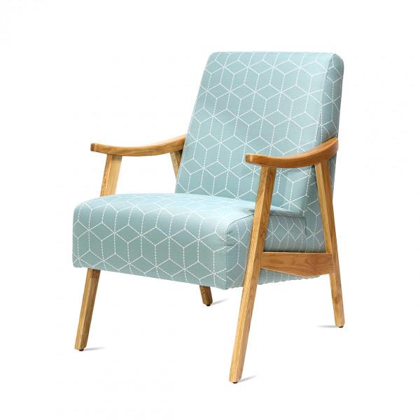 כורסא אייפל תכלת -1780 שח