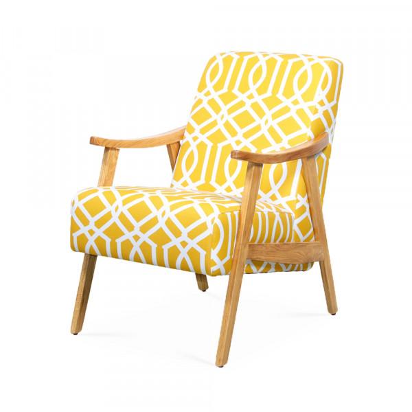 כורסא אייפל צהוב  -1780 שח