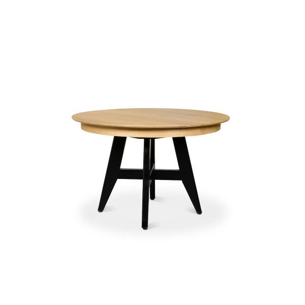 שולחן אוכל עגול שביט-3980 שח
