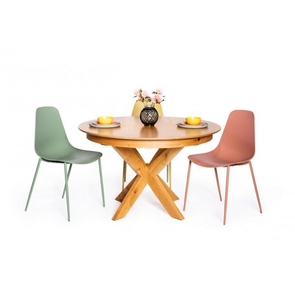 שולחן אוכל קוסמוס וכיסאות לוטוס