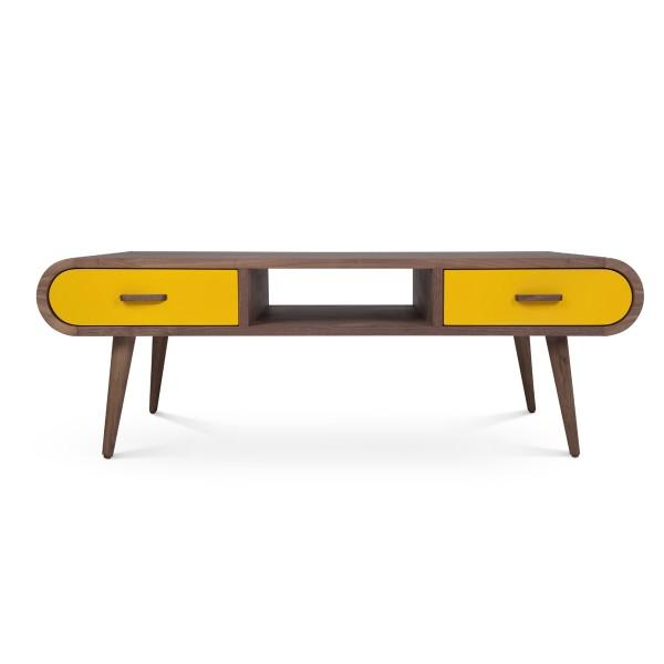 שולחן סלוני ברייטון 01 אגוז אמריקאי